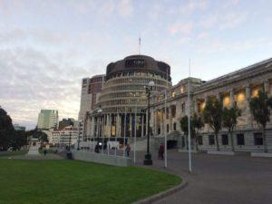 ニュージーランドの国会